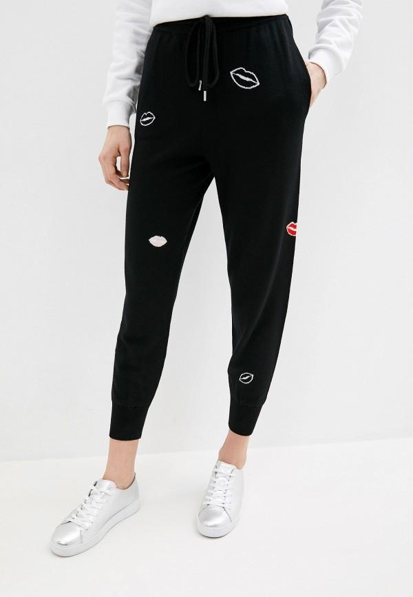 женские классические брюки markus lupfer, черные