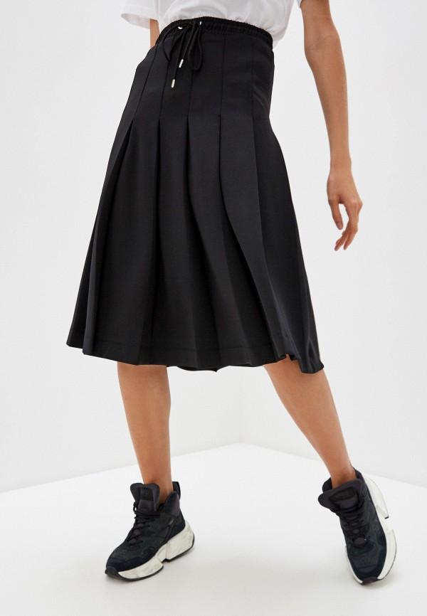 женская юбка markus lupfer, черная