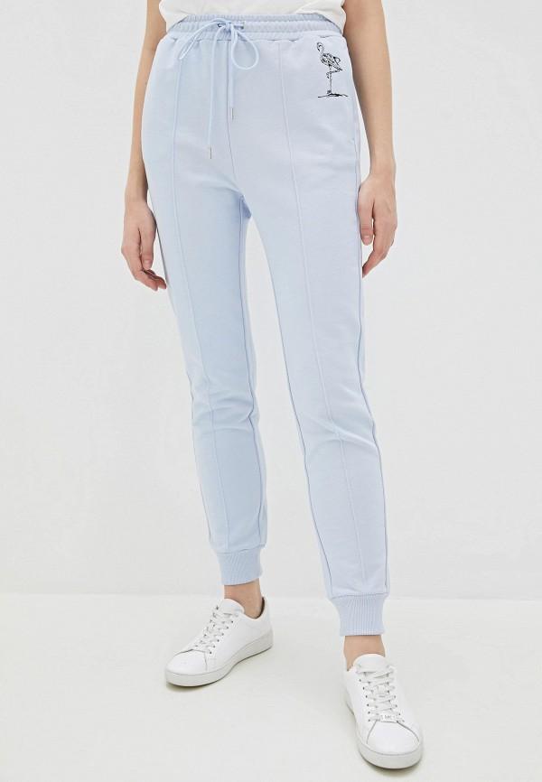 женские спортивные брюки markus lupfer, голубые