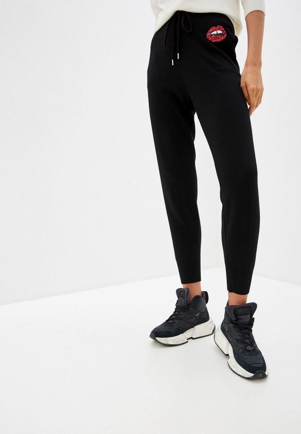 женские повседневные брюки markus lupfer, черные