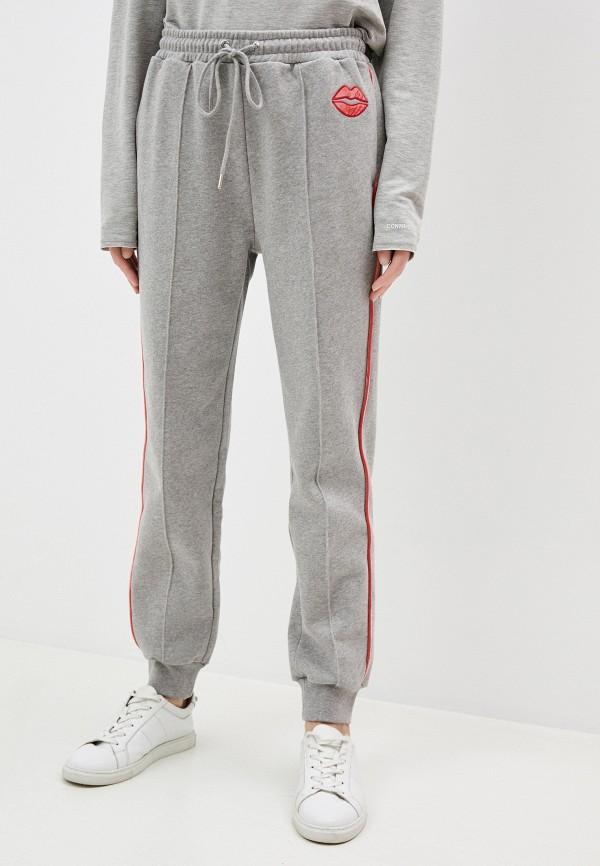 женские спортивные брюки markus lupfer, серые