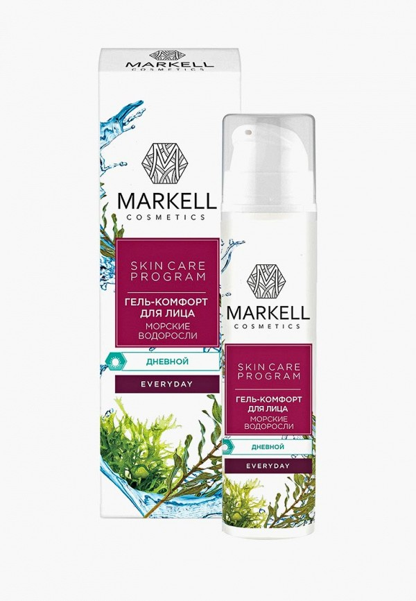 Гель для лица Markell Markell MA155LWEAZS5 цена