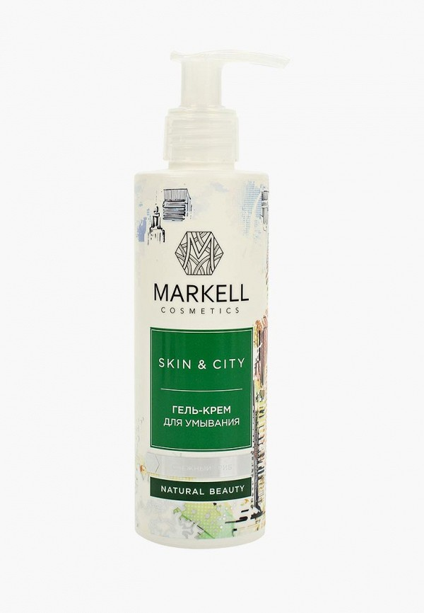 цена Гель для умывания Markell Markell MA155LWFEUA6 онлайн в 2017 году