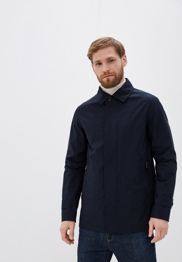 мужская куртка madzerini, синяя