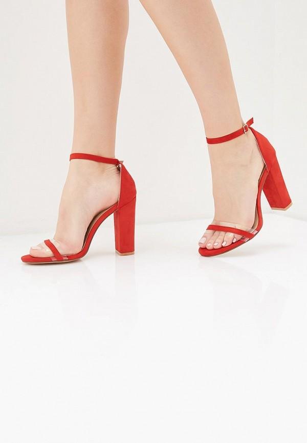 Фото 6 - женские босоножки Marquiiz красного цвета