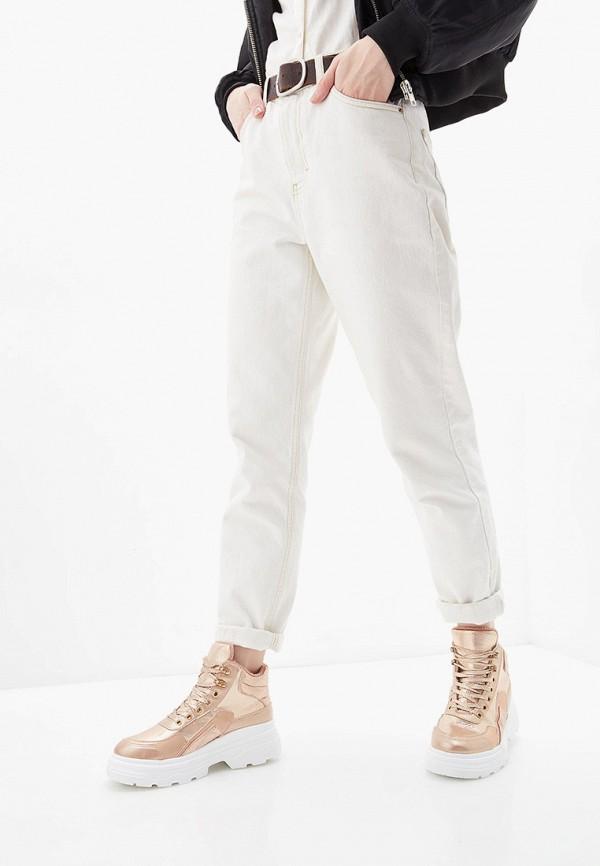 Фото 6 - женские кроссовки Marquiiz розового цвета