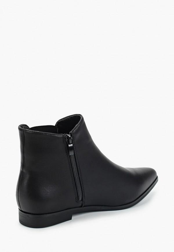Фото 3 - женские ботинки и полуботинки Marquiiz черного цвета