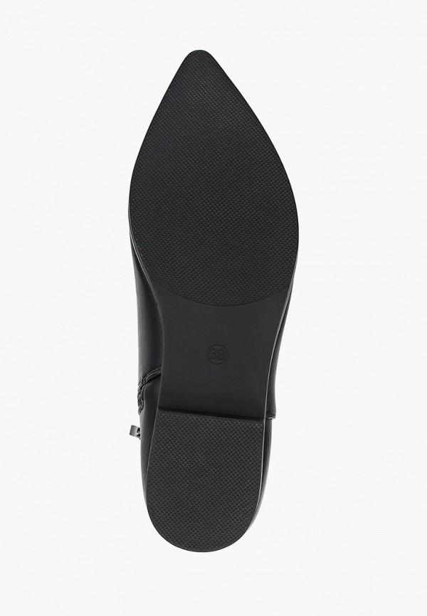 Фото 5 - женские ботинки и полуботинки Marquiiz черного цвета