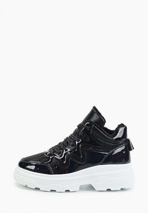 женские кроссовки marquiiz, черные