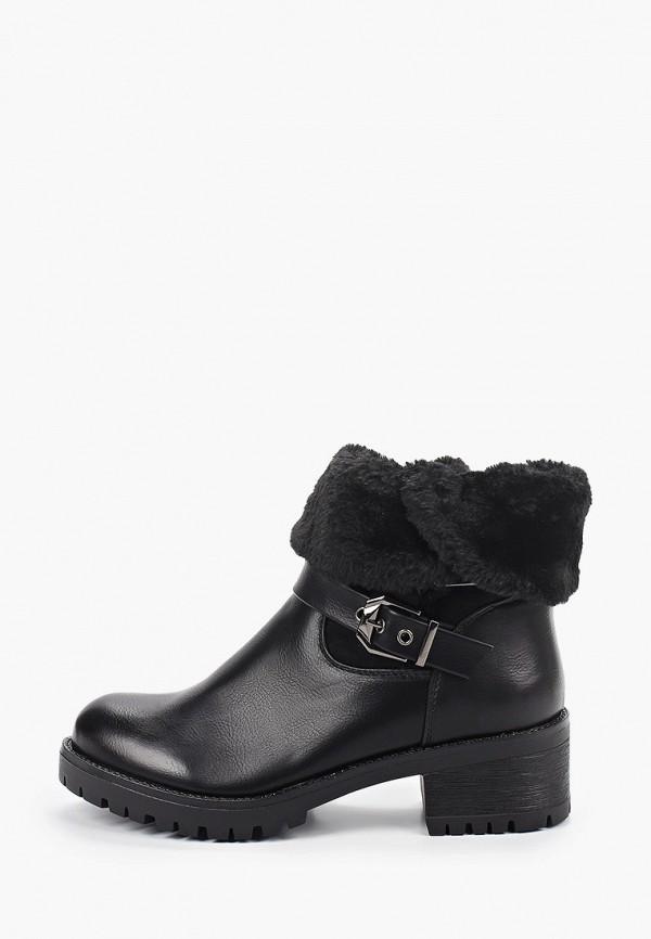 женские ботинки marquiiz, черные