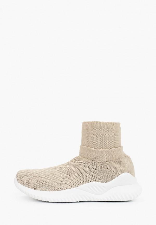 женские кроссовки marquiiz, бежевые