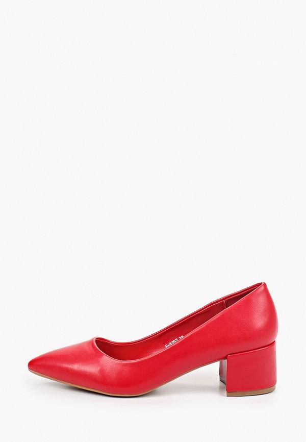 женские туфли marquiiz, красные
