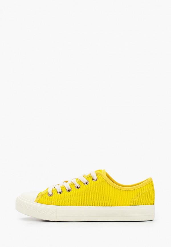 женские кеды marquiiz, желтые