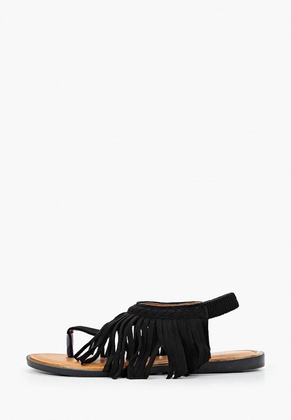 женские сандалии marquiiz, черные