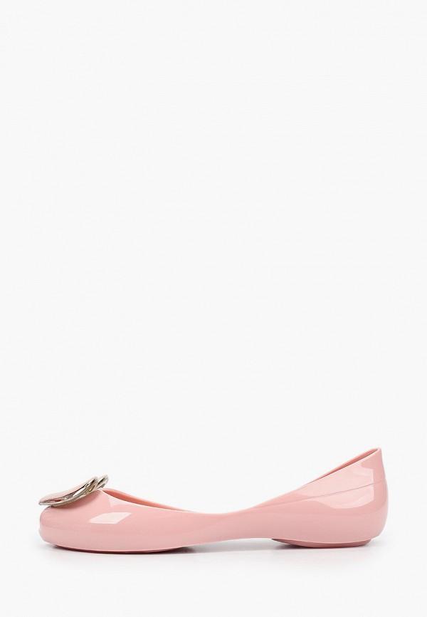 женские балетки marquiiz, розовые