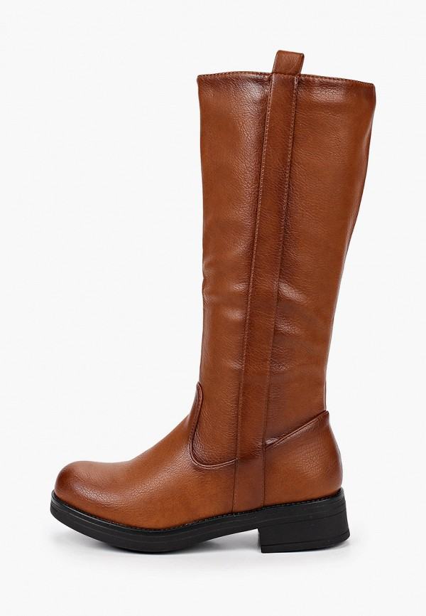 женские сапоги marquiiz, коричневые
