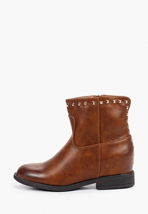 женские ботинки marquiiz, коричневые