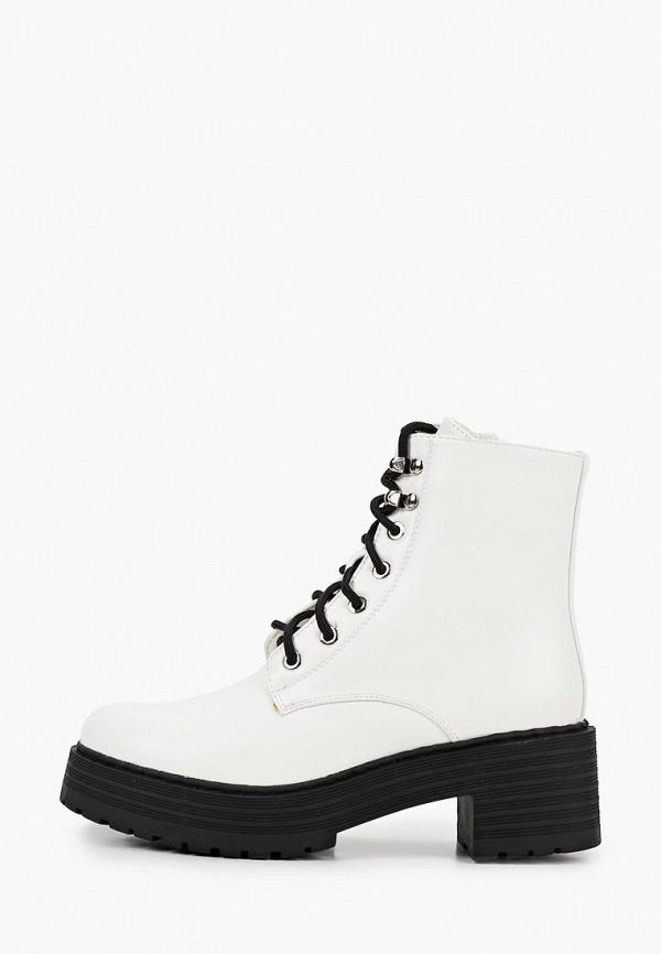 женские ботинки marquiiz, белые