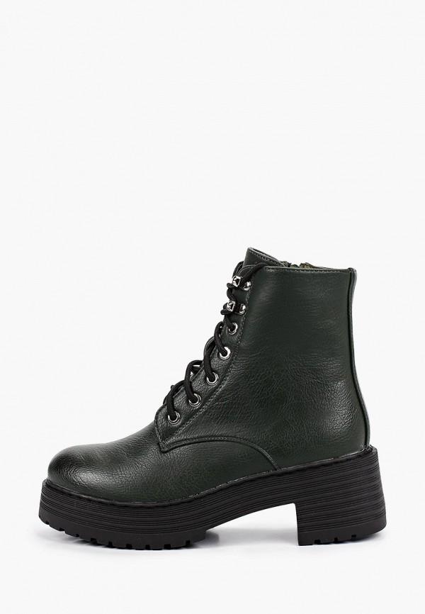 женские ботинки marquiiz, зеленые