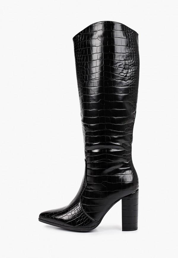 женские сапоги marquiiz, черные