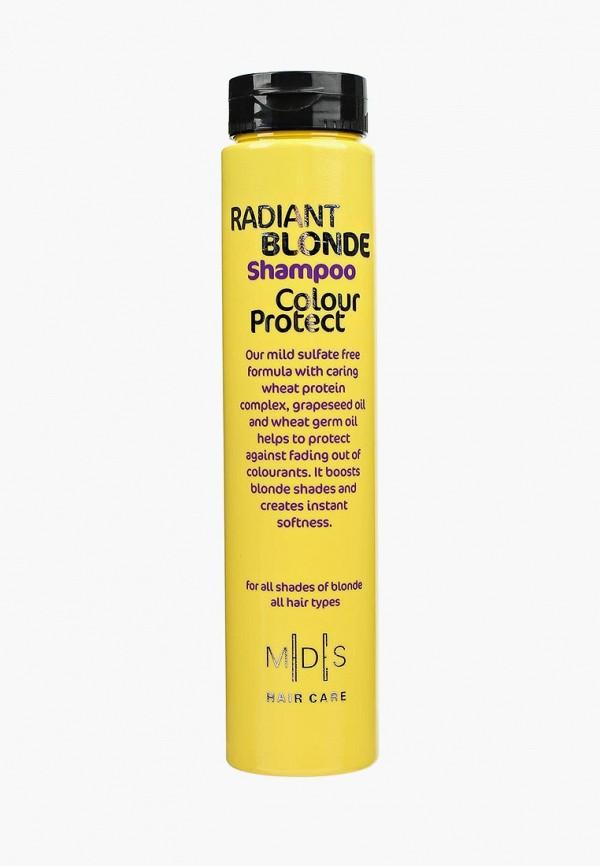 Купить Шампунь Mades Cosmetics, Color Protect безсульфатный для светлых волос защита цвета, 250 мл, ma166lwvir49, Весна-лето 2019