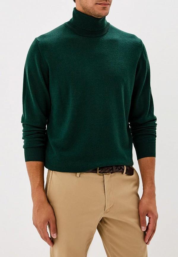 мужская водолазка malagrida, зеленая