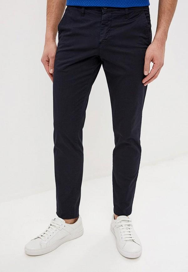 мужские повседневные брюки malagrida, синие