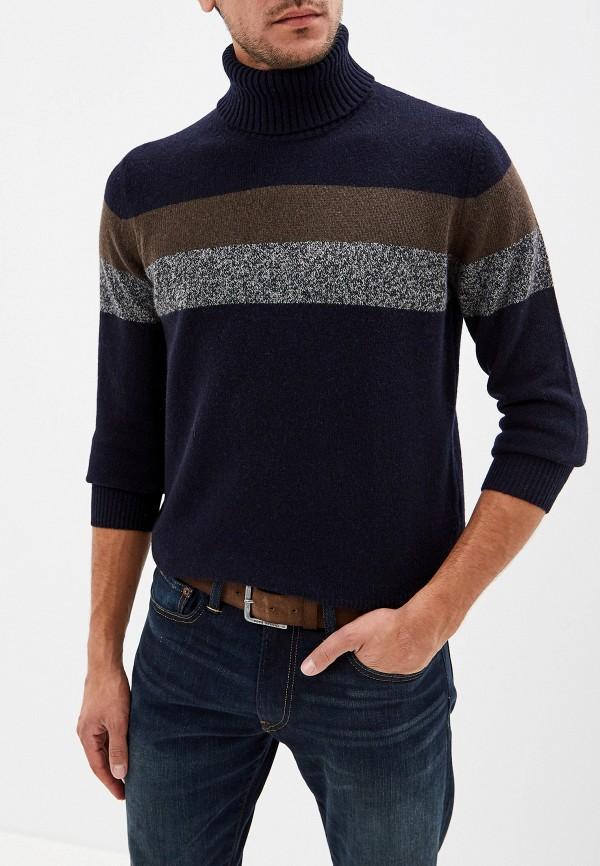 мужской свитер malagrida, синий