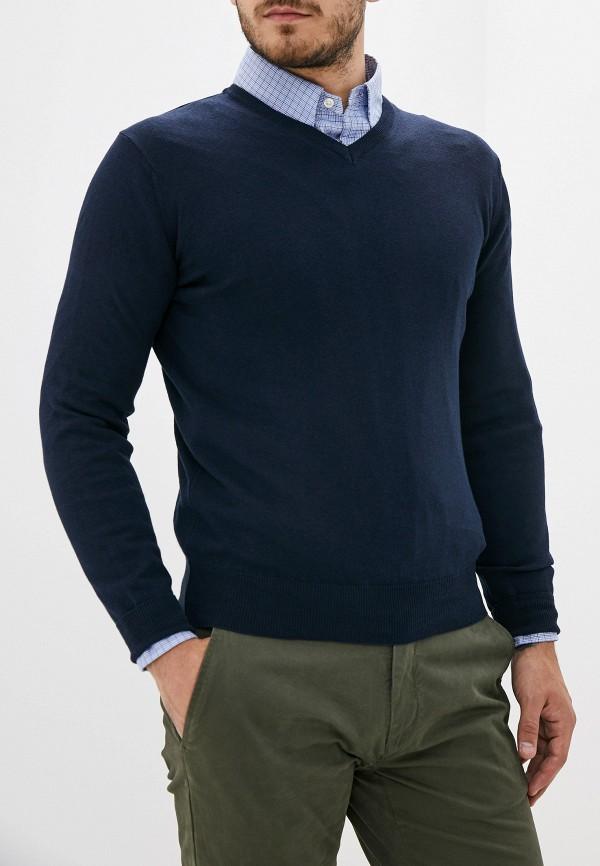 мужской пуловер malagrida, синий