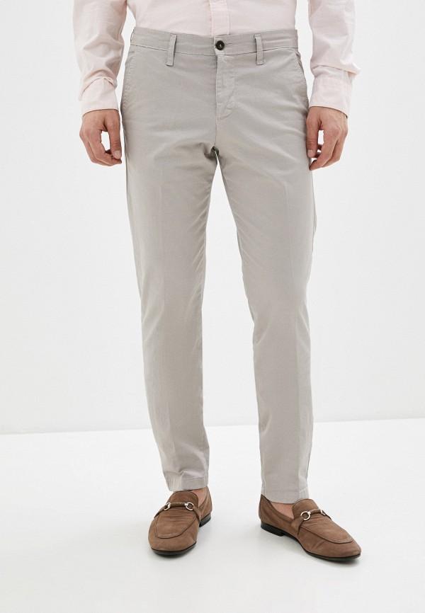 мужские повседневные брюки malagrida, серые