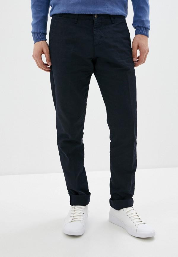 мужские брюки malagrida, синие