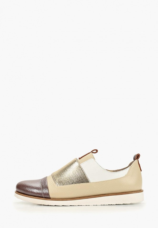 женские ботинки mastille, бежевые