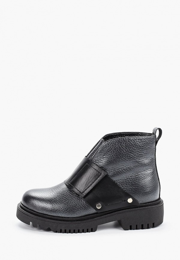 женские ботинки mastille, серые