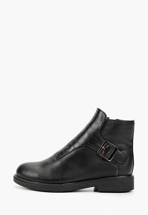 женские ботинки mastille, черные