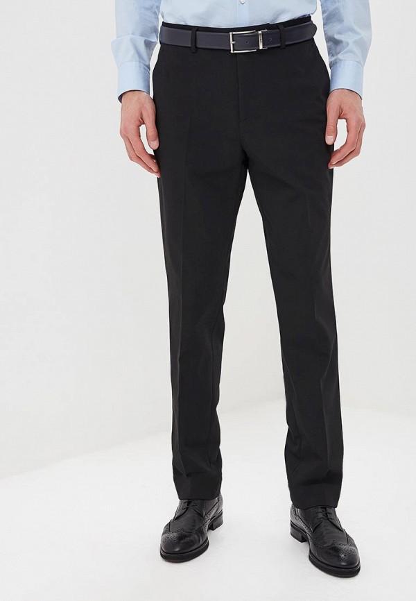 мужские классические брюки guess by marciano, черные