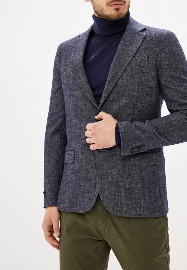 мужской пиджак guess by marciano, синий