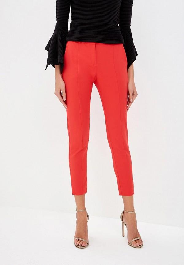 женские повседневные брюки guess by marciano, красные