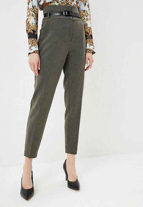 женские повседневные брюки guess by marciano, серые