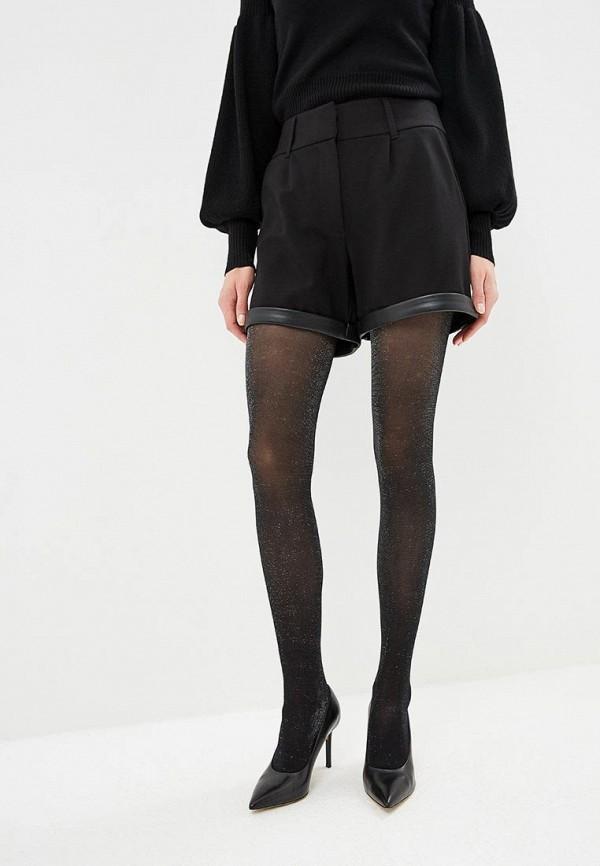 женские повседневные шорты guess by marciano, черные