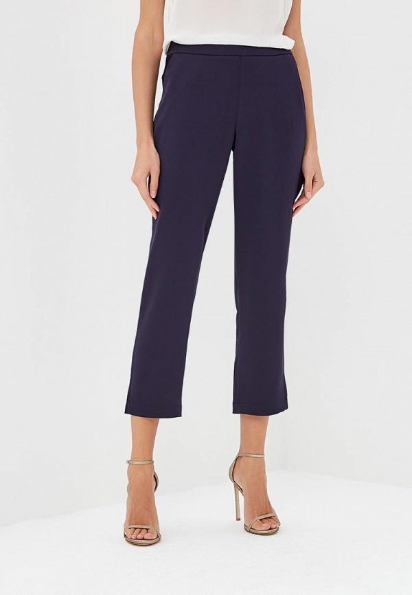 женские повседневные брюки guess by marciano, синие