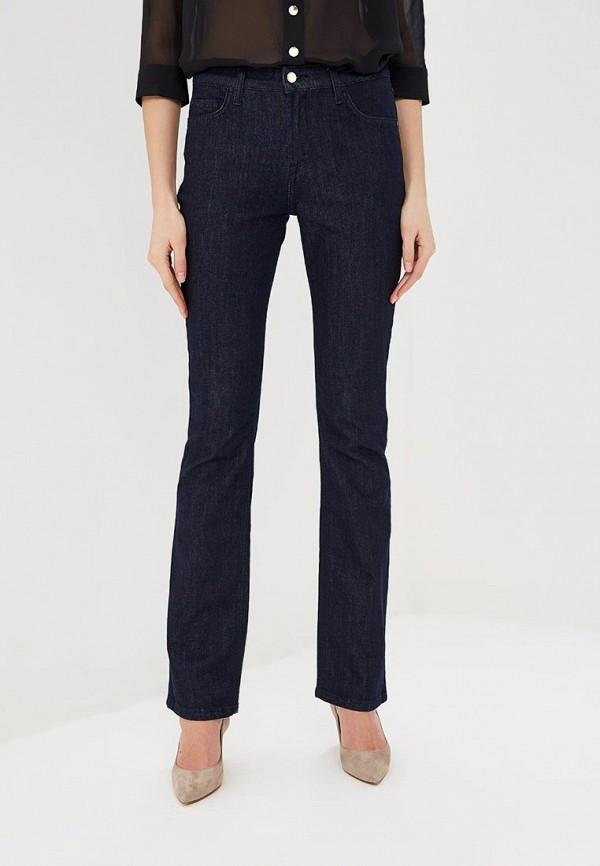 женские джинсы клеш guess by marciano, синие