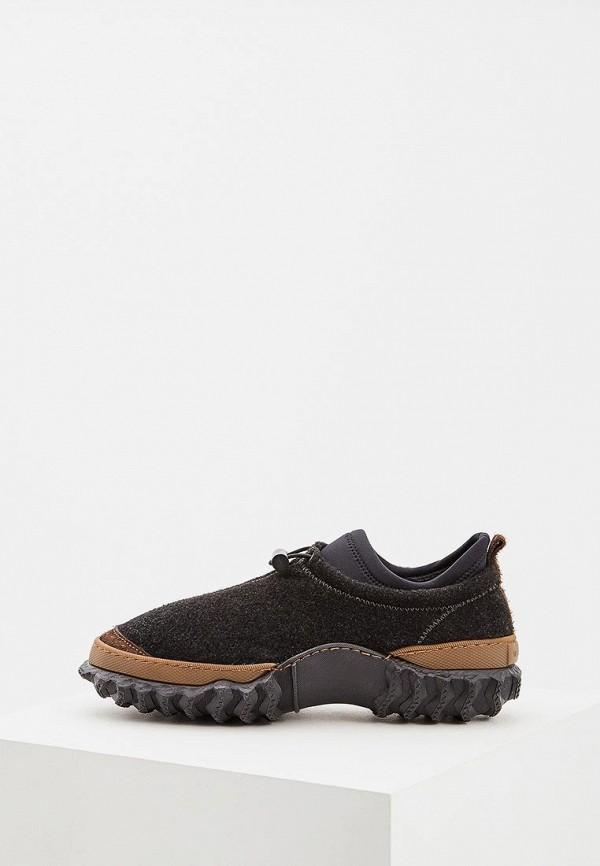мужские кроссовки marni, черные