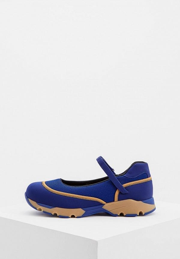 женские туфли marni, синие