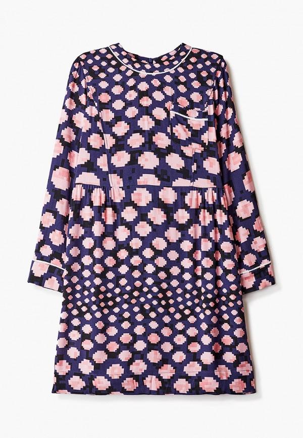 повседневные платье marni для девочки, разноцветное