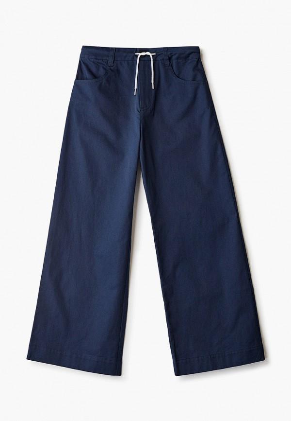 брюки marni малыши, синие
