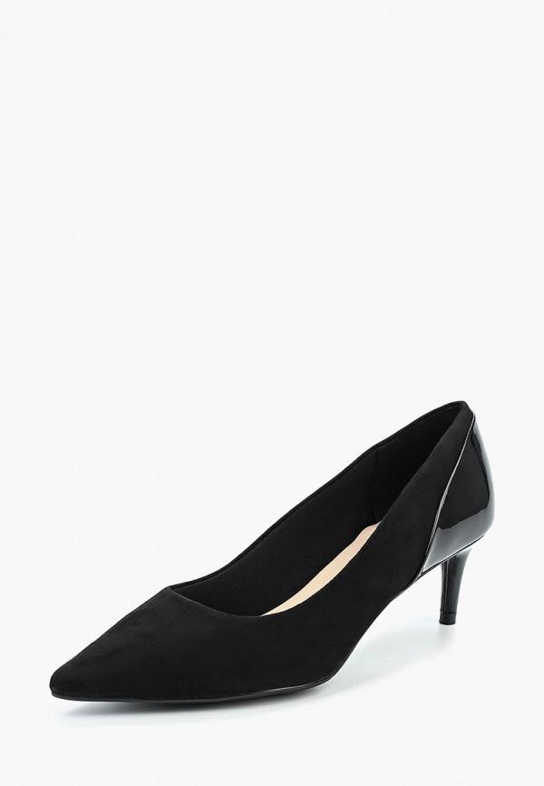 Купить Туфли Marks & Spencer, MA178AWAQYK1, черный, Весна-лето 2018