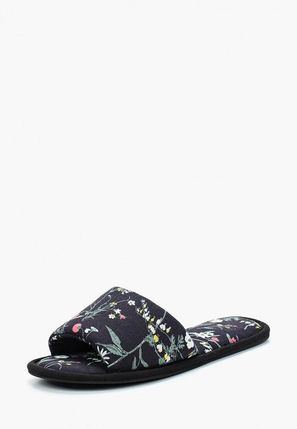 Купить Тапочки Marks & Spencer, ma178awaqyk5, черный, Весна-лето 2018