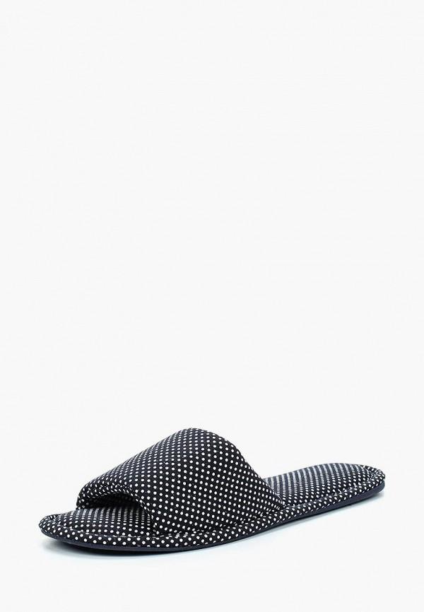 Купить Тапочки Marks & Spencer, ma178awaqyk6, черный, Весна-лето 2018