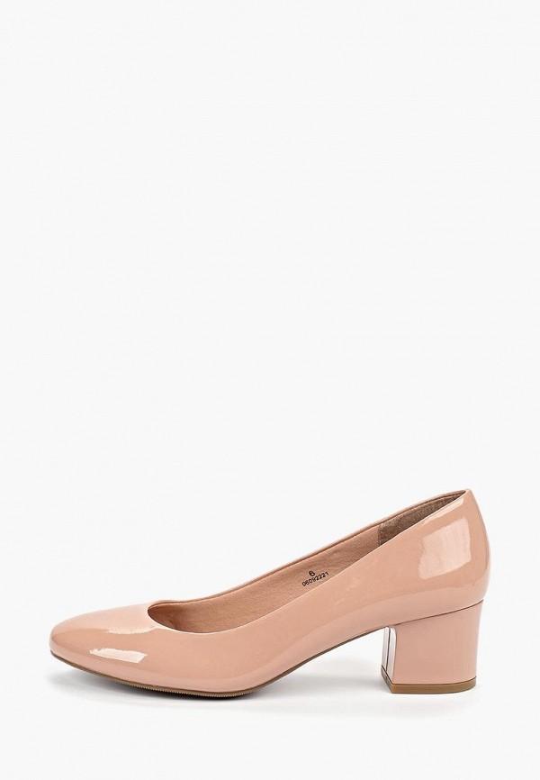 женские туфли marks & spencer, бежевые