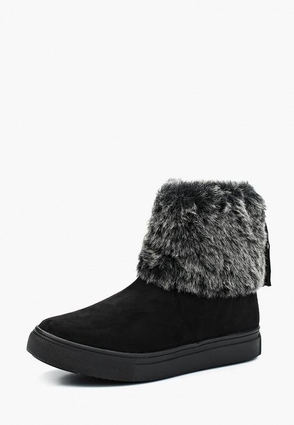 Купить Полусапоги Marks & Spencer, MA178AWZWU31, черный, Осень-зима 2017/2018